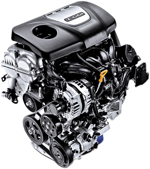 Hyundai performance engine
