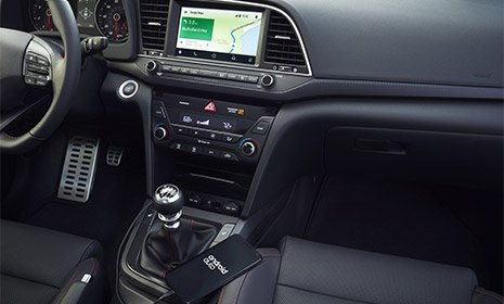 hyundai android auto +  apple car play